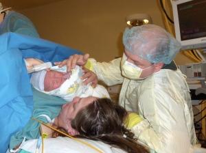 Skin-to-Skin Cesarean - Gentle Surgical Birth