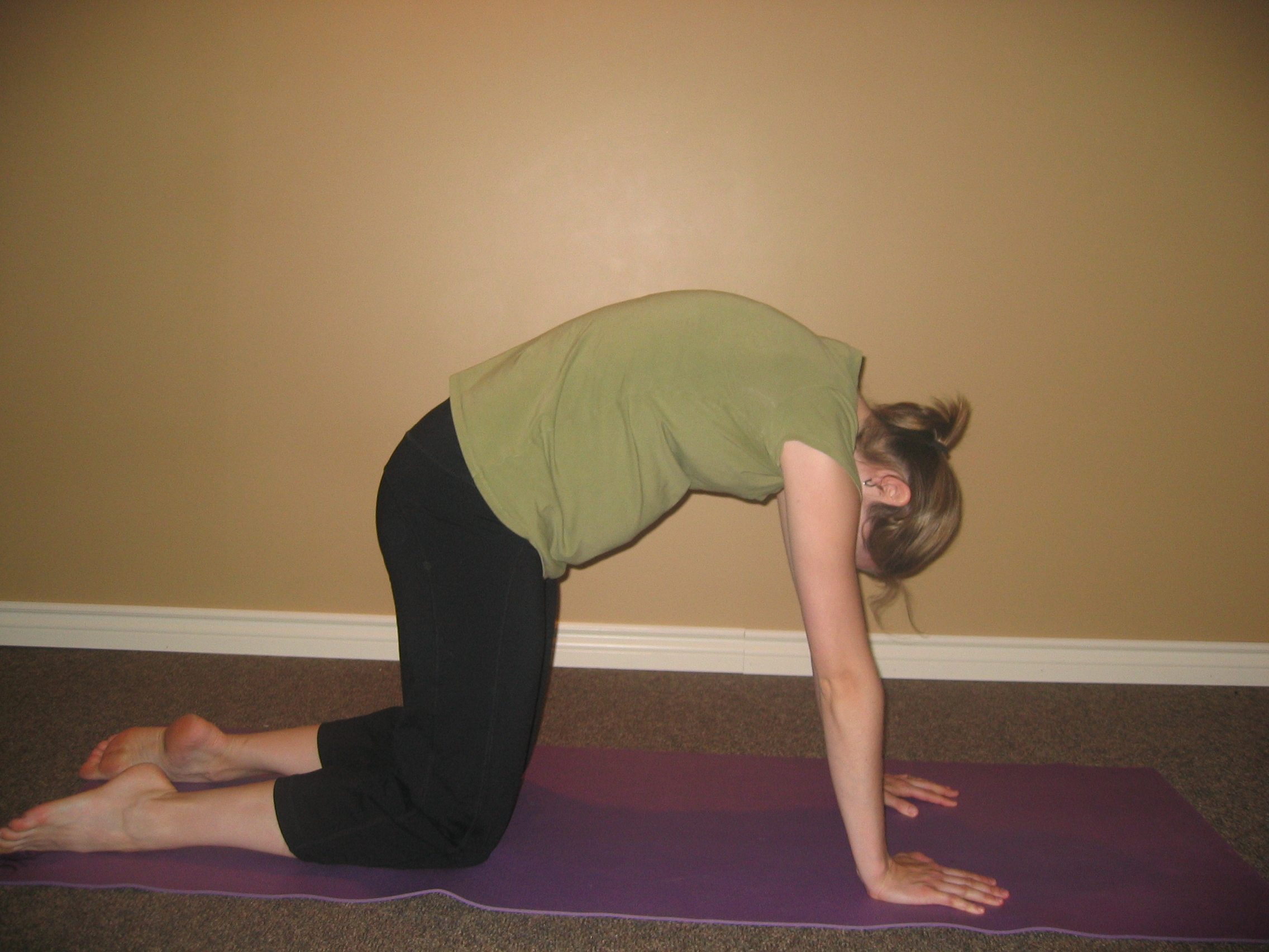 Yoga Postures For Labour And Birth Birth Bliss