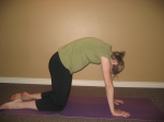 Yoga Postures for Labour and Birth