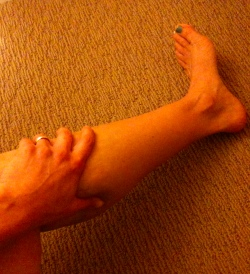 Foot Muscle Spasms At Night