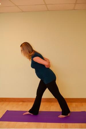 parsvottonasana yoga pubis symphysis