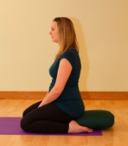 hero pose yoga pregnancy