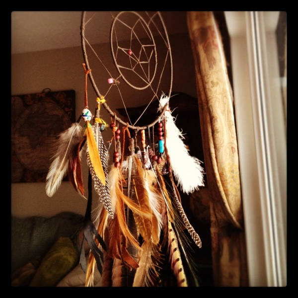mother blessing way dreamcatcher