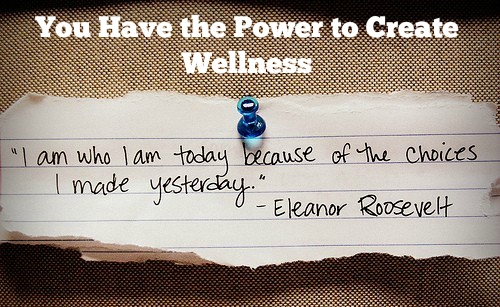 i am who i am today wellness